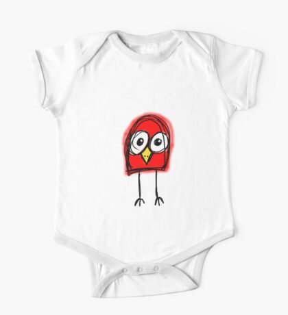 red birdy Kids Clothes