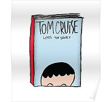 Tom Cruise's Autobiography Poster
