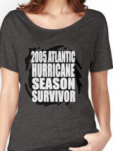2005 Hurricane Season Survivor Women's Relaxed Fit T-Shirt