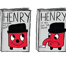 Henry's Autobiography by Gareth Leyshon