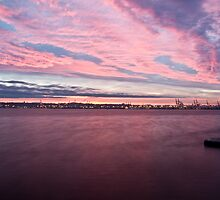 Puget Sound Sunrise by DiamondCactus