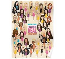 Who Is Your Favorite Real Housewife? Poster