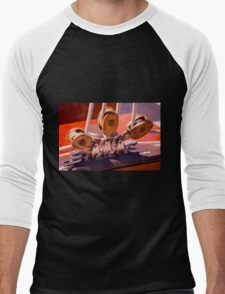 Pulley Point Men's Baseball ¾ T-Shirt