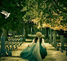 I'll Fly Away... by Karen  Helgesen