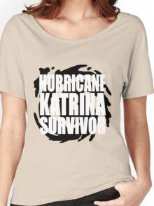 Hurricane Katrina Survivor Women's Relaxed Fit T-Shirt