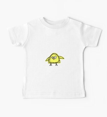 yellow birdy Kids Clothes