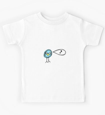 blue birdy Kids Clothes