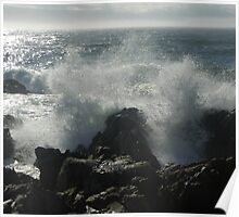 Waves of Waves Poster
