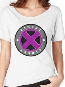 kinsey x-men Women's Relaxed Fit T-Shirt