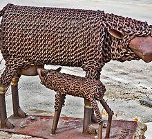 Steel Wool by Bryan D. Spellman
