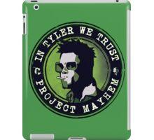 Project Mayhem iPad Case/Skin