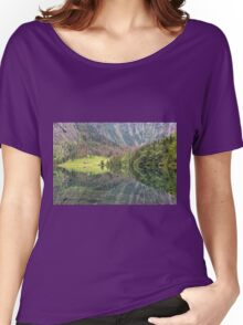 Nature's Mirror Women's Relaxed Fit T-Shirt