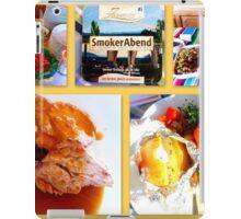 Smokerabend in der Zauberhuette iPad Case/Skin