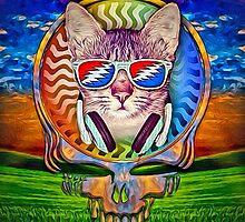 Groovy Cat by Brotherckrafty