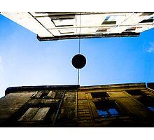Bordeaux Street Light Photographic Print