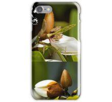 Magic Magnolia iPhone Case/Skin