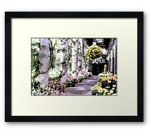 Longwood Gardens Conservatory Framed Print