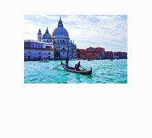 Impressions of Venice - Traghetto Crossing the Grand Canal Unisex T-Shirt
