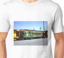 Strasburg Rail Road Green Powered Combine Unisex T-Shirt