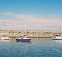Dún Laoghaire Harbour by Shay Murphy