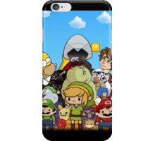 VideoGame and Film iPhone Case/Skin