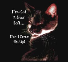 8 Lives Left by Terri Chandler