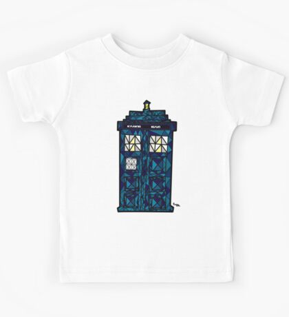 Time Traveler Diamond Kids Tee