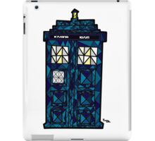 Time Traveler Diamond iPad Case/Skin