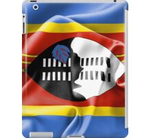 Swaziland Flag iPad Case/Skin
