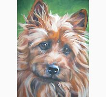 australian Terrier Fine Art Painting T-Shirt