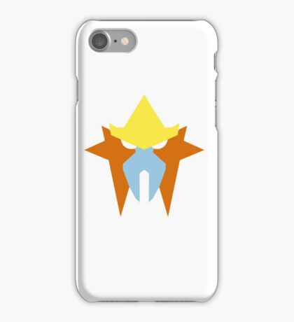 Pokemon Faces - Entei iPhone Case/Skin
