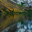 Convict Lake Reflection by Anne McKinnell