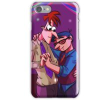 And We Danced iPhone Case/Skin