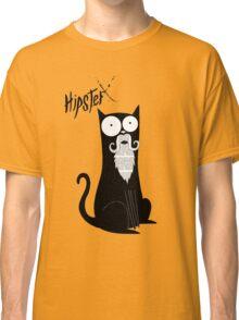 Hipster Beard Classic T-Shirt