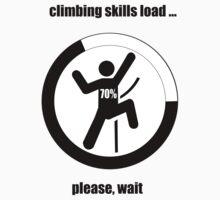 Climbing skills is loading ... by ala-koala
