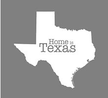 Home is Texas by Bruiserstang