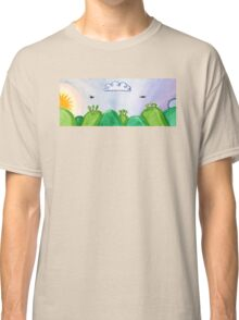 Morning, Noon And Night  Tee Classic T-Shirt
