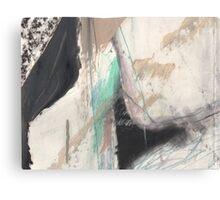 flows apart Canvas Print