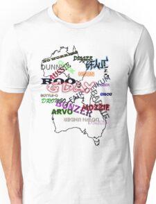 Australian Slang T-Shirt Unisex T-Shirt