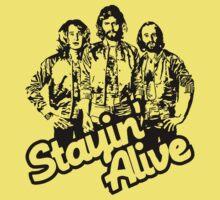 Stayin' Alive by BiggStankDogg