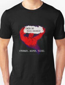 """Owen Ni """"Music Enhancer"""" Design T-Shirt"""
