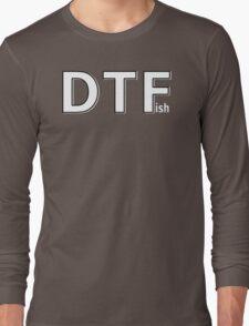 DTFish Long Sleeve T-Shirt
