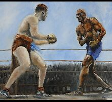 JOHNSON V BURNS by Wayne Dowsent