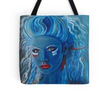"""Lagertha Lothbrok"" Tote Bag"