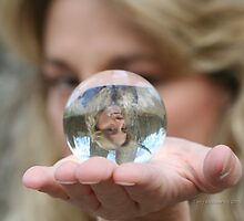 Gaze Into My Crystal Ball by Terry Aldhizer