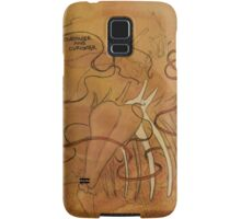 Curious Mr.Fox Samsung Galaxy Case/Skin