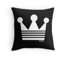 Crown-Revision Apparel™ Throw Pillow