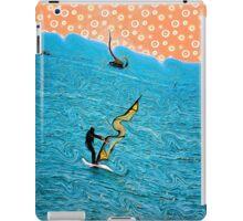 Abstract Sailing Dreams iPad Case/Skin