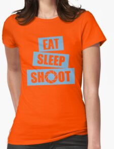 Eat, Shoot, Sleep. T-Shirt