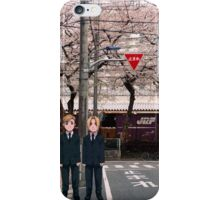 brother in tokyo iPhone Case/Skin